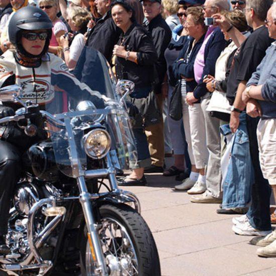 Harley Treffen Sylt 2019