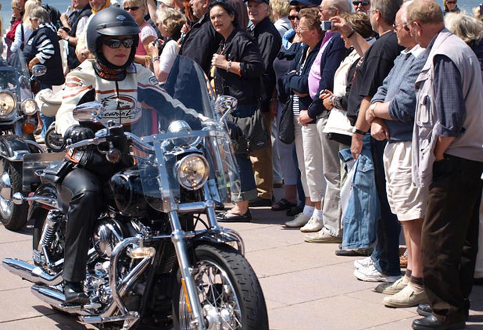Harley Treffen Sylt